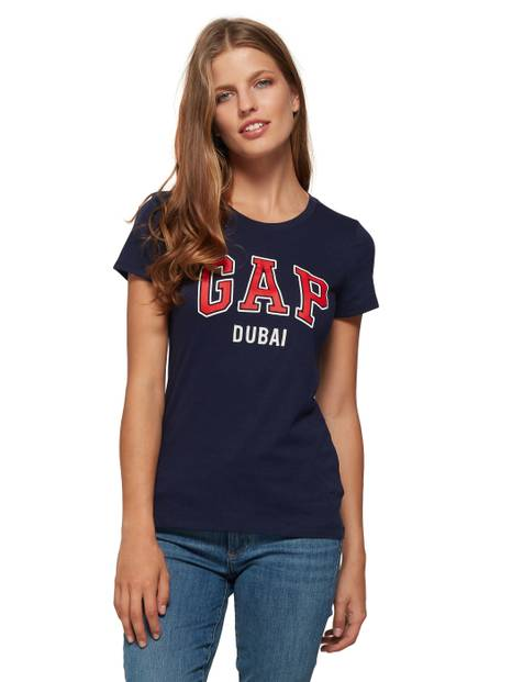 Logo City Dubai Tee