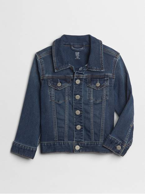 Toddler Icon Denim Jacket