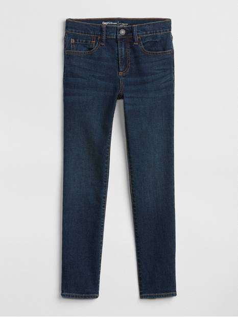 Kids Relaxed Skinny Jeans with Fantastiflex