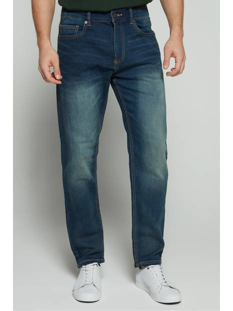 GapFlex Straight Fit Jeans