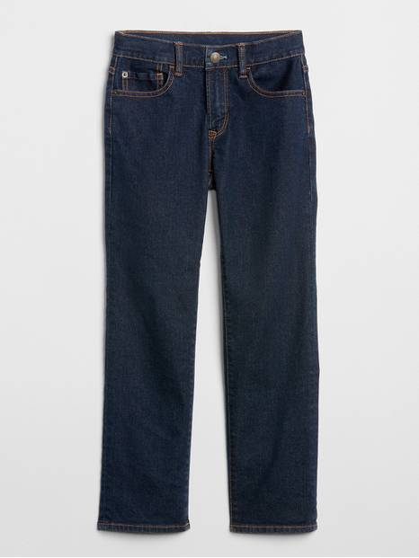 Kids Straight Jeans with Fantastiflex