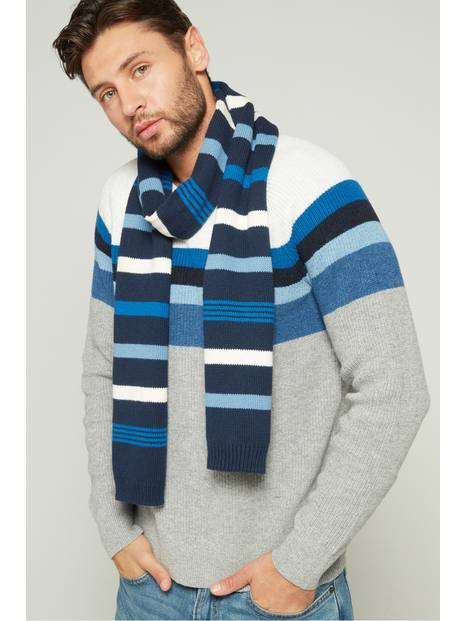 Crazy Stripe Scarf
