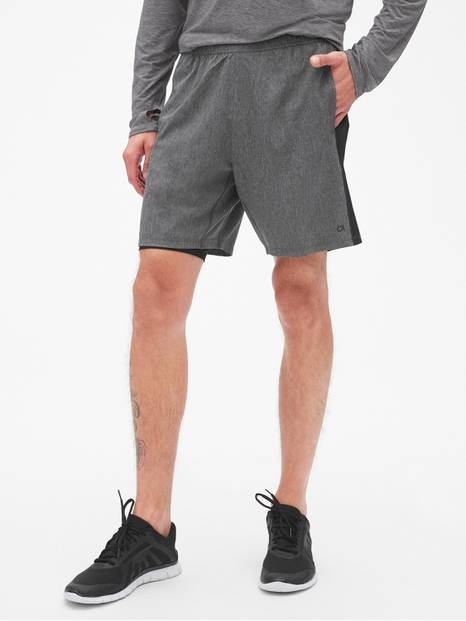 "GapFit 7"" 2-in-1 Trainer Shorts"