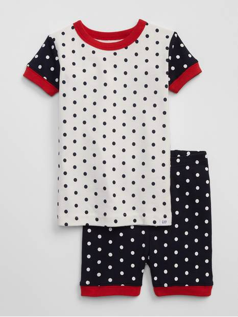babyGap Mixed-Dot Pj Set