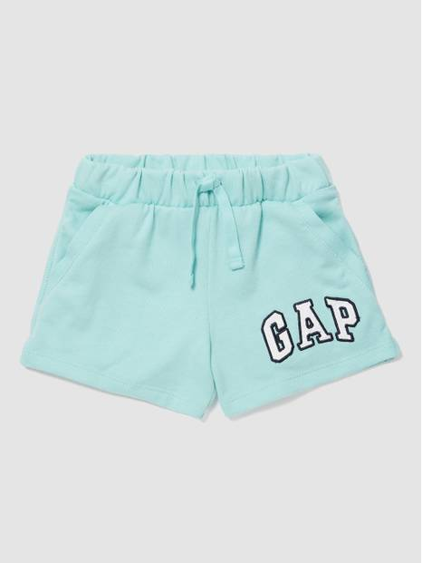 Kids Gap Logo Shorts In French Terry