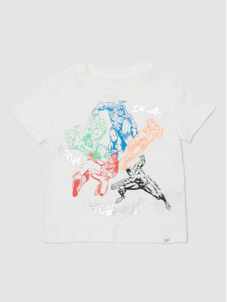 babyGap &#124 Marvel Short Sleeve T-Shirt