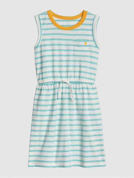Kids Stripe Tank Dress