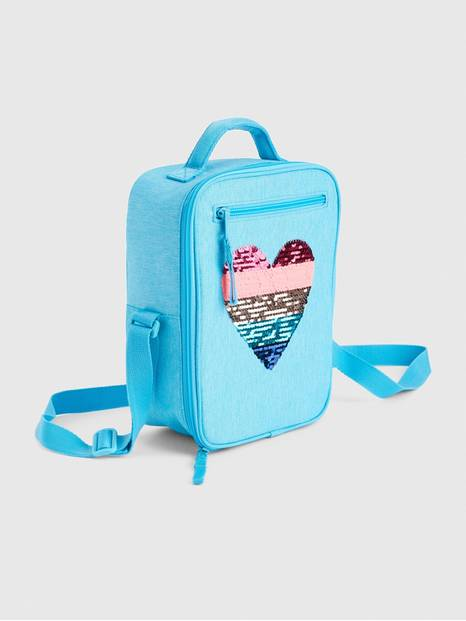 Kids Flippy Sequin Lunchbox
