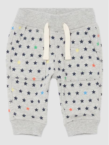 Baby All-Over Stars Jogger Pants