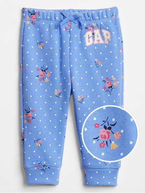 Baby Logo Pull-On Pants