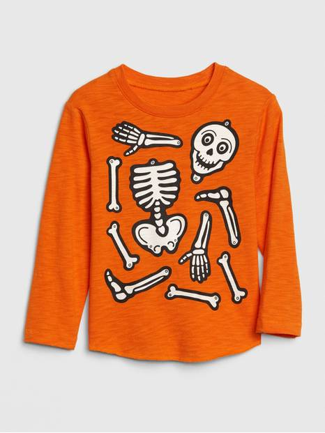Toddler Halloween Graphic T-Shirt