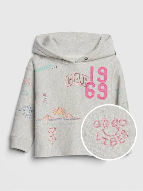 Toddler Gap 50th Hoodie Sweatshirt