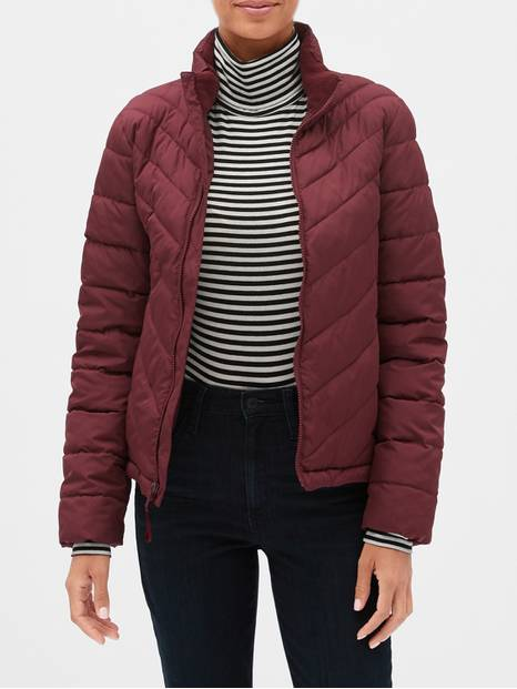 Lightweight Puffer Jacket