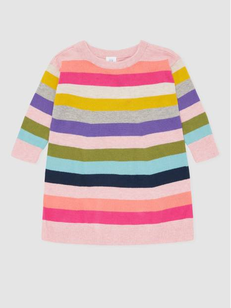 ToddlerGap Crazy Stripes Dress