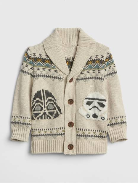 babyGap &#124 Star Wars&#153 Cardi Sweater