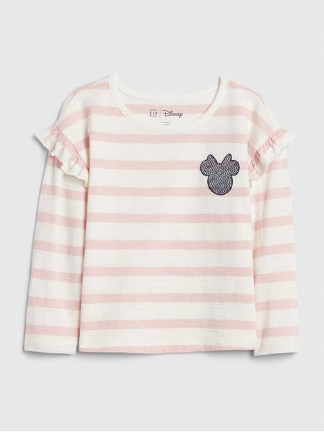 babyGap &#124 Disney Minnie Mouse Ruffle T-Shirt