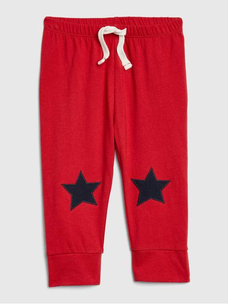 Baby Star Pull-On Pants