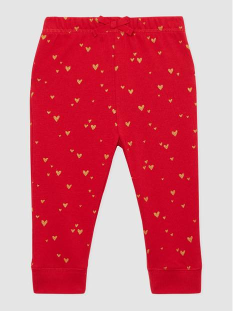 Baby Gap Bow-Detail Leggings