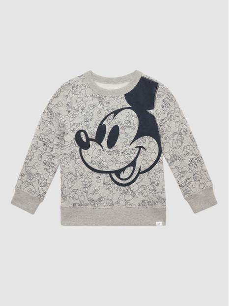 Kids Gap Mickey Mouse Sweatshirt