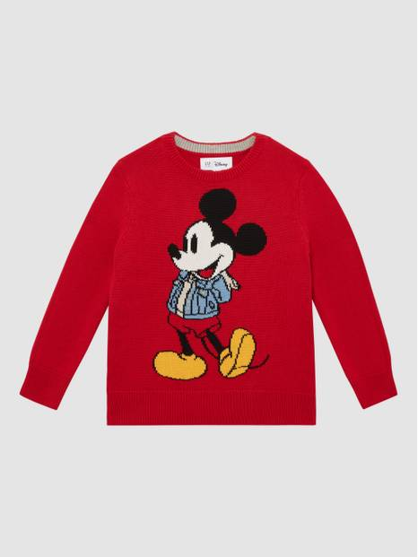 Kids Gap Disney Mickey Mouse Sweater