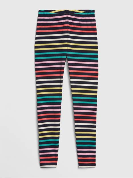 Kids Print Everyday Stretch Leggings