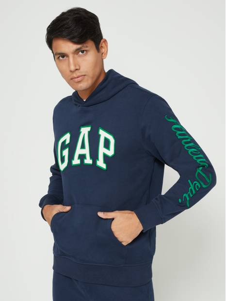 Gap Athletic Dept. Logo Hoodie