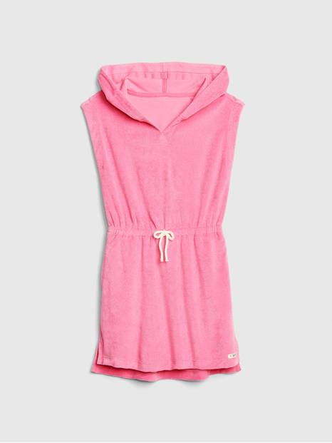 Hooded Swim Coverup