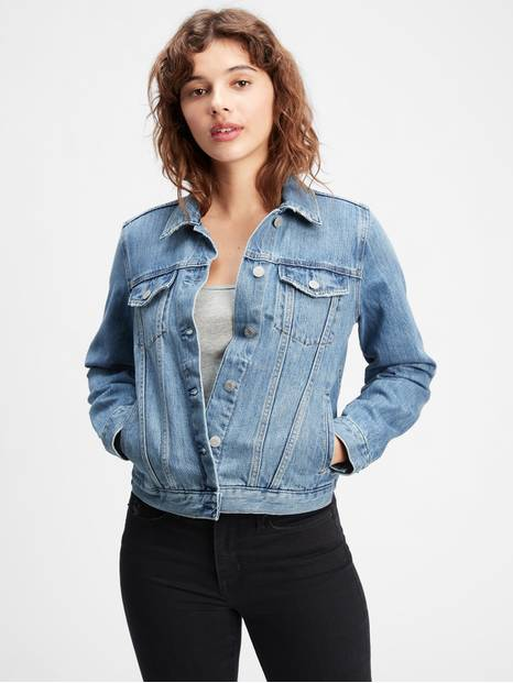 Icon Denim Jacket