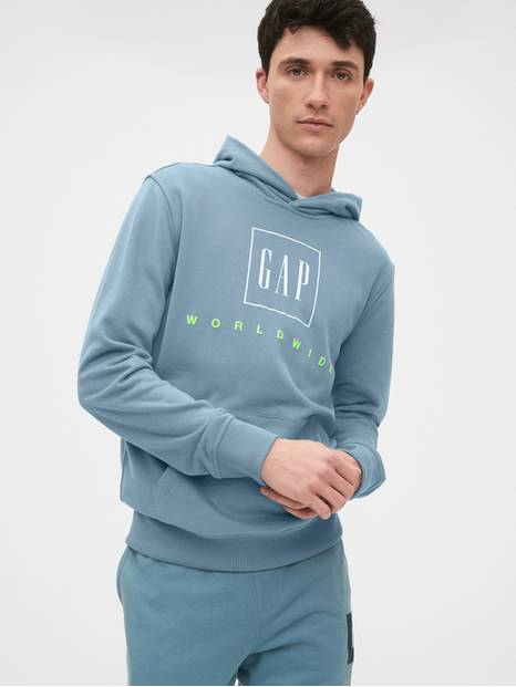 Gap Logo Graphic Sweatshirt