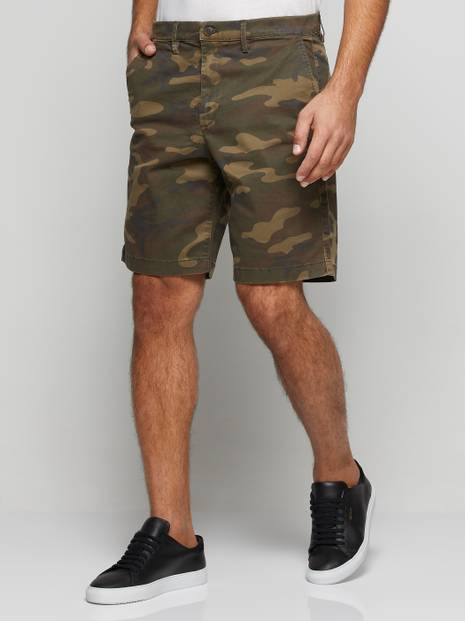 "10"" Essential Khaki Short With Washwell&#153"