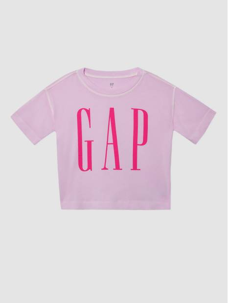 Kids Gap Logo Boxy T-Shirt