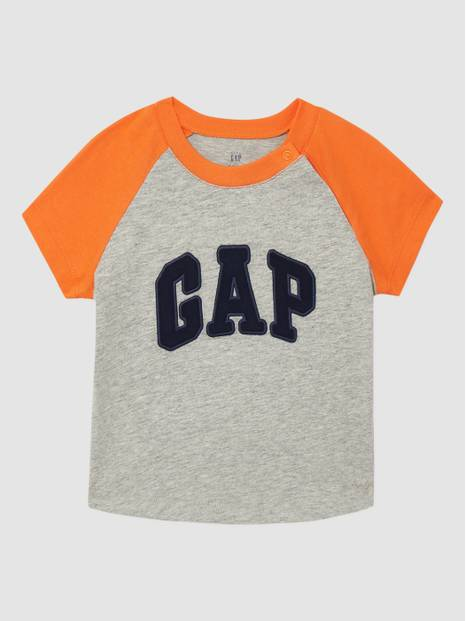 Baby Gap Logo Appliqué T-Shirt