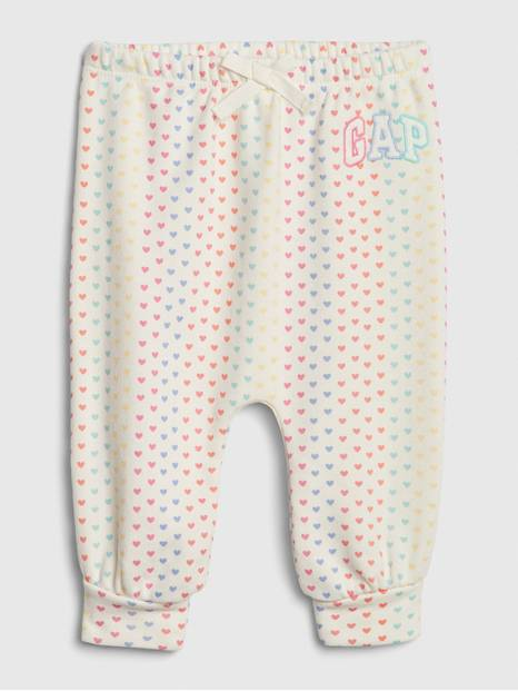 Baby Gap Logo Tie-Dye Pull-On Pants