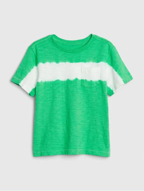 Toddler Chest-Stripe T-Shirt