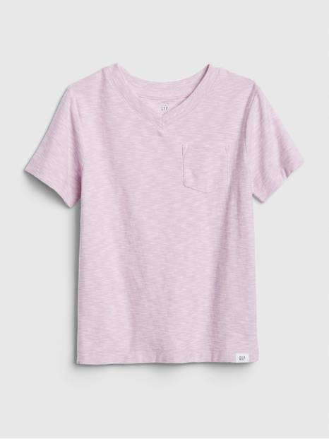 Toddler V-Neck T-Shirt