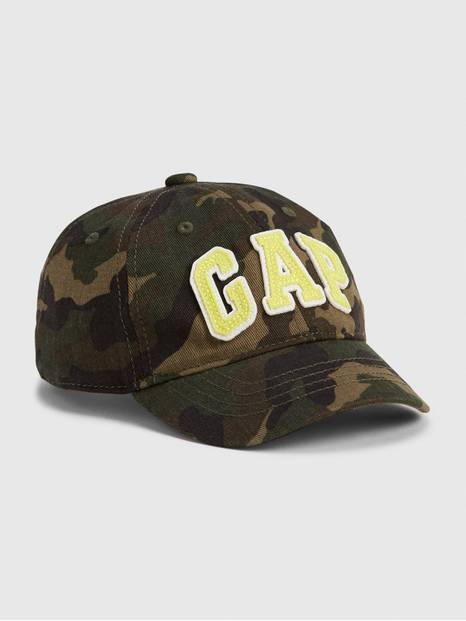 Toddler Camo Gap Logo Baseball Hat