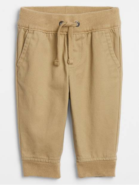 Baby Woven Jogger Pants