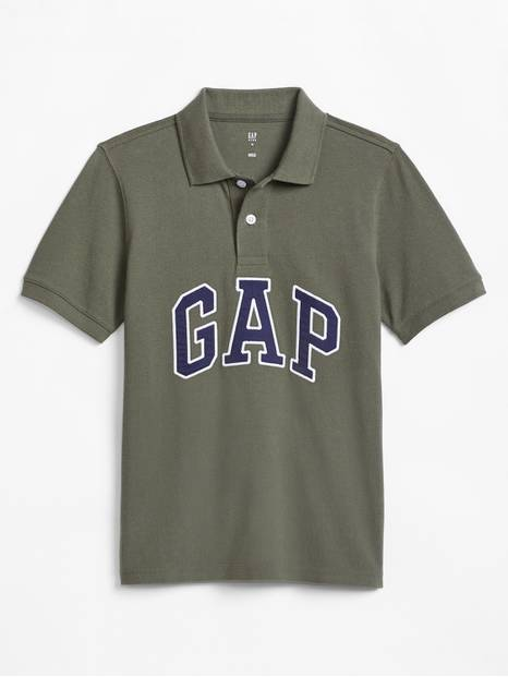 Kids Gap Logo Polo