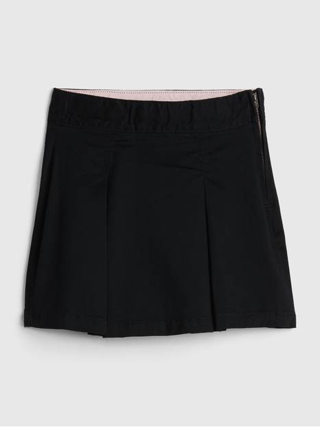 Kids Uniform Twill Skort with Gap Shield