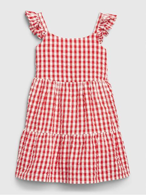 Toddler Gingham Dress