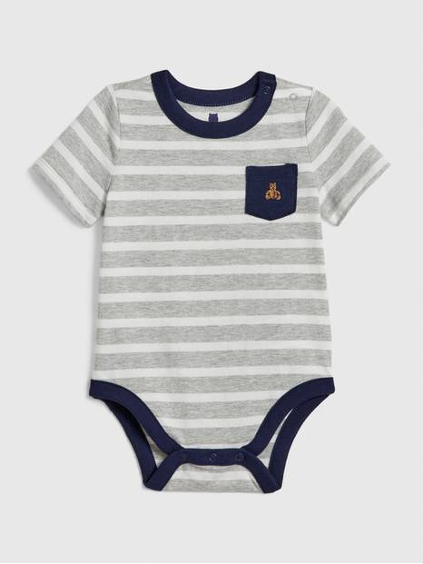 Baby Mix and Match Stripe Bodysuit