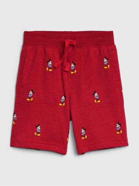 babyGap &#124 Disney Mickey Mouse Easy Shorts