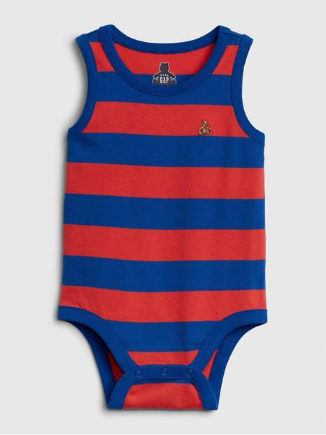 Baby Mix and Match Sleeveless Bodysuit