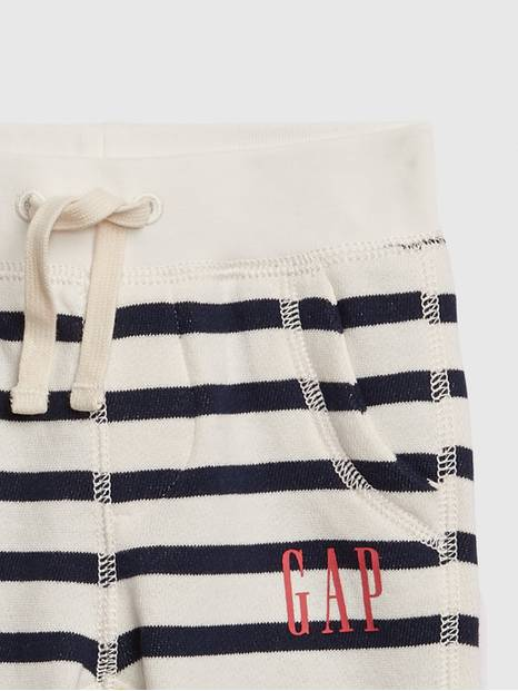 Baby Stripe Knit Pants