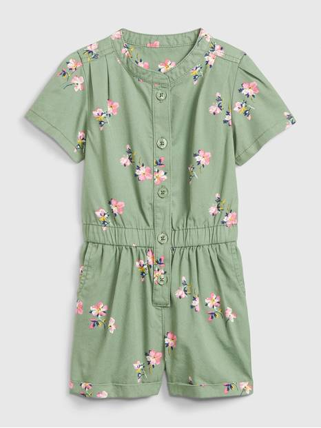 Toddler Utility Romper
