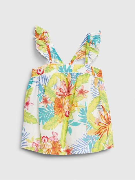 Toddler Floral Top