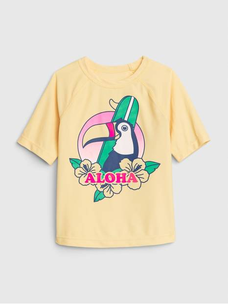 Toddler Toucan Rash Guard
