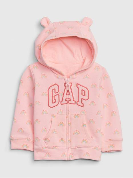 Baby Graphic Hoodie
