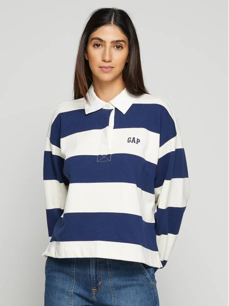 Gap Logo Rugby Polo Shirt