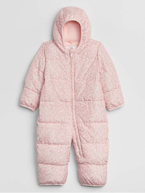Baby Puffer One-Piece